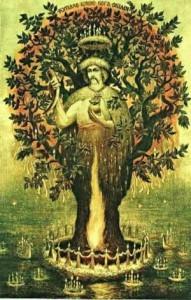 Чертог Девы: описание оберега, значение, толкование