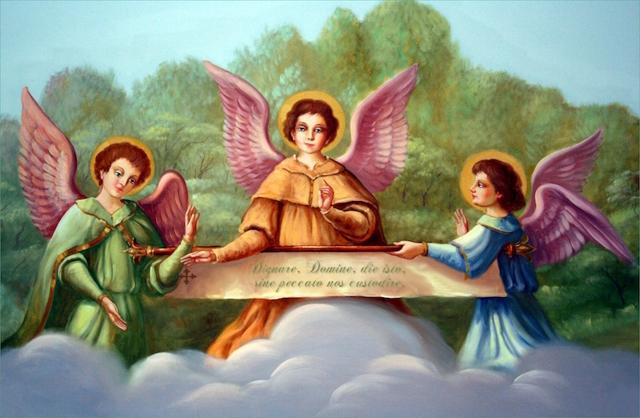 Оберег трех ангелов: от всех проблем, значение