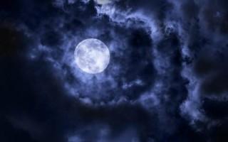 Суперлуние: приметы и суеверия, ритуалы, обряды