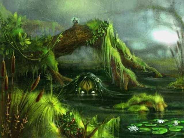 Существа и боги славянской мифологии: древней Руси, духи пугавшие славян