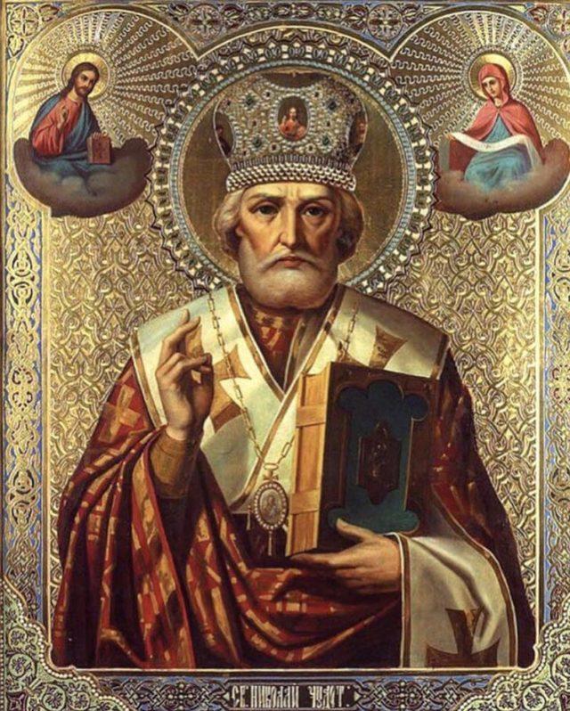 Молитва Николаю Чудотворцу от пьянства: мужа, сына, сильная