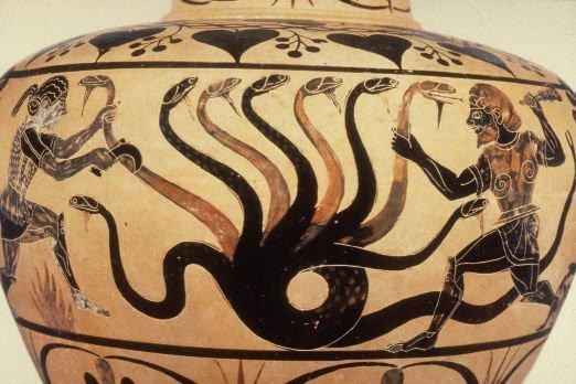 Лернейская гидра: мифическое существо, кто это