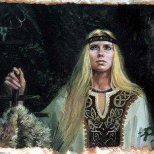 Славянская магия и ведовство (языческая, волхвов): черная и белая, обучение самостоятельно, обряды с силами природы