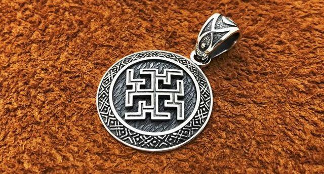 Славянские обереги из серебра: для мужчин, какие существуют, значение