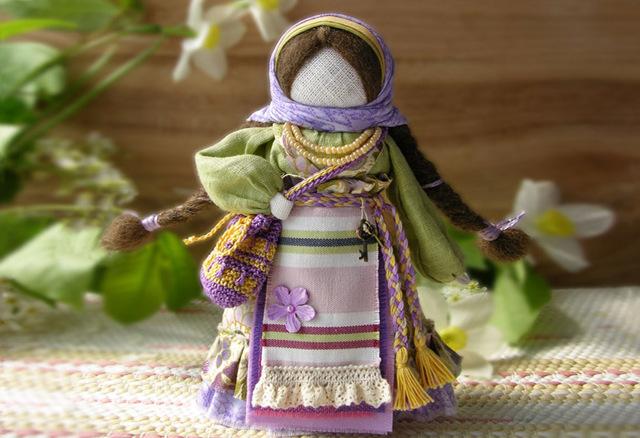 Кукла Успешница: славянский оберег, значение, как сделать своими руками