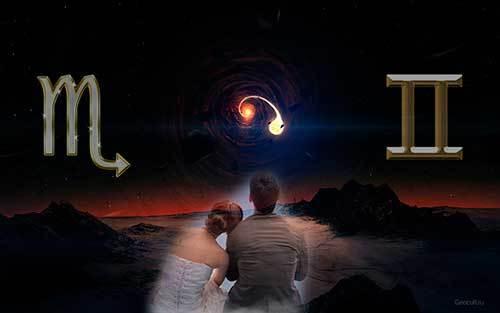 Скорпион и Близнецы: совместимость знаков зодиака, гороскоп