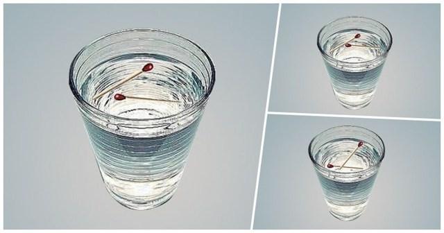 Как снять с себя сглаз и порчу спичками: самостоятельно, определение, умывание водой