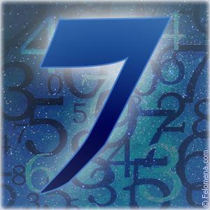 Число души 7: нумерология