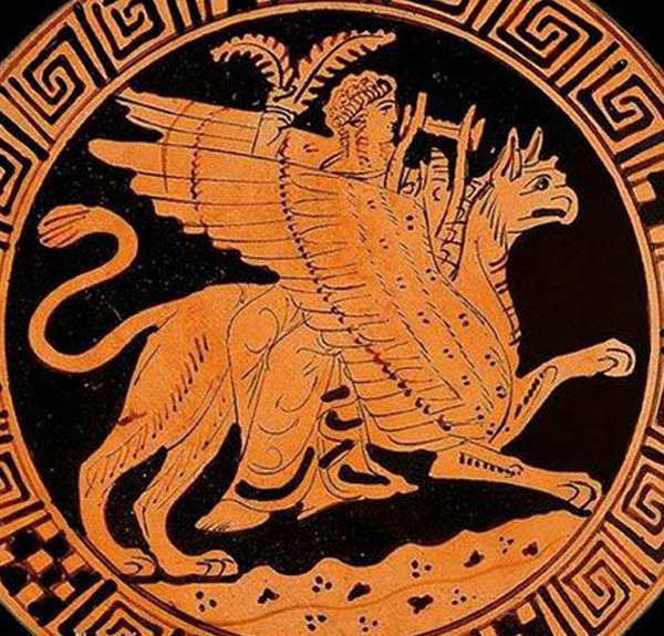 Грифон (мифология): птица, что охраняет, как выглядит