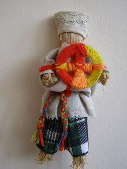 Кукла Спиридон Солнцеворот: оберег, значение, сделать своими руками
