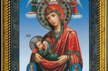 Молитва Пресвятой Богородице: о здравии и исцелении болящего, ребенка, родных