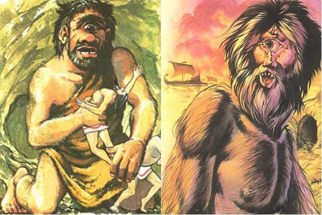 Циклоп: кто это такой, мифология, кто убил