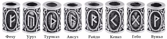 Арийские руны: х`Арийская каруна значение и описание