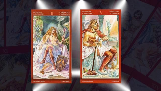 Таро Магия Наслаждений (сексуальной магии): галерея, значения карт, сочетания и толкования в раскладах
