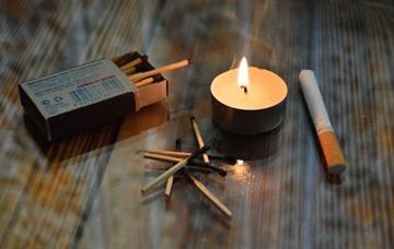Приворот на сигарету: с кровью, читать, как приворожить