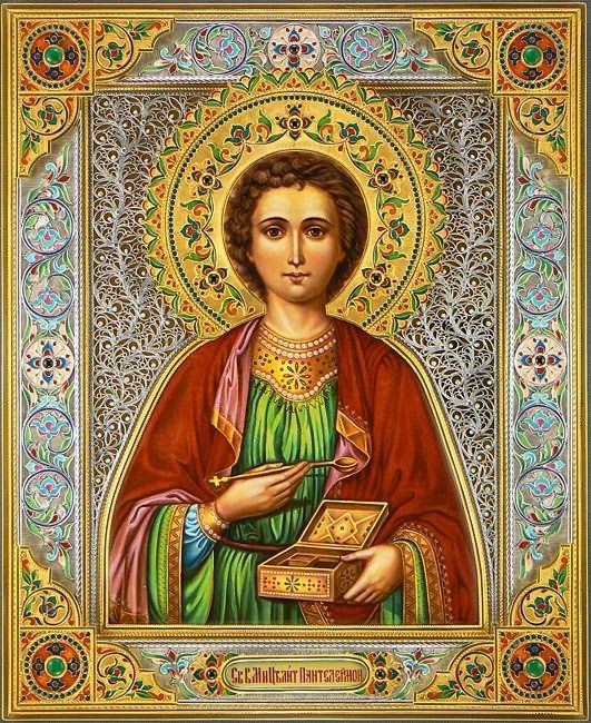 Молитва Пантелеймону Целителю: об исцелении от болезни, на русском языке, сильная