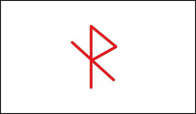 Став Изгоняющий крест: руны, оговор, как рисовать и как пользоваться, усиленная формула