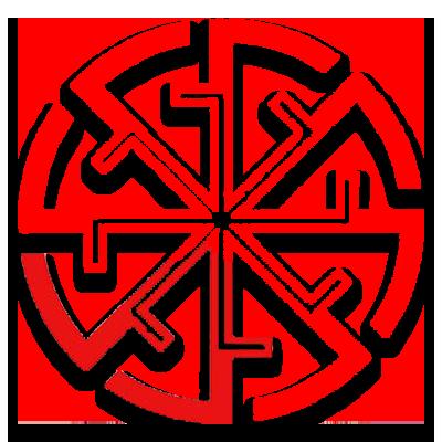 Славянский оберег Свитовит: значение символа, описание
