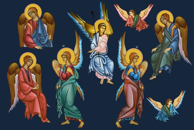 Архангелы: кто такие, сколько их всего, в православии