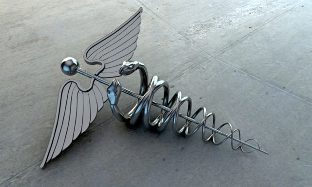 Кадуцей: символ медицины, амулет, значение