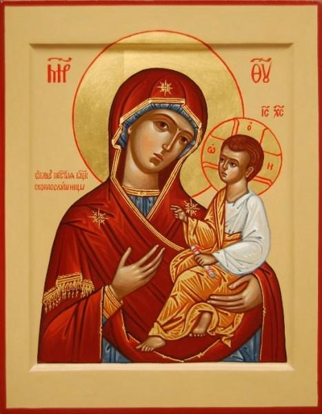 Молитва иконе Божией матери «Помощница в родах»: для дочери, на здорового ребенка, на русском языке