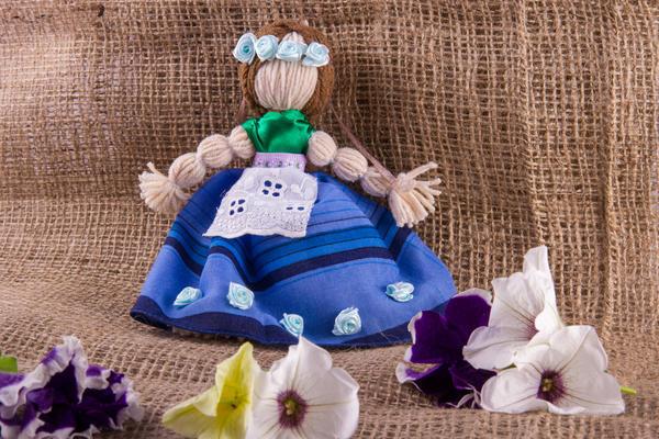 Кукла Ведучка: мастер-класс, значение, оберег своими руками