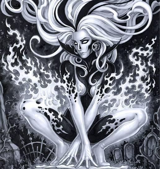 Банши: кто это, мифология, мифическое существо