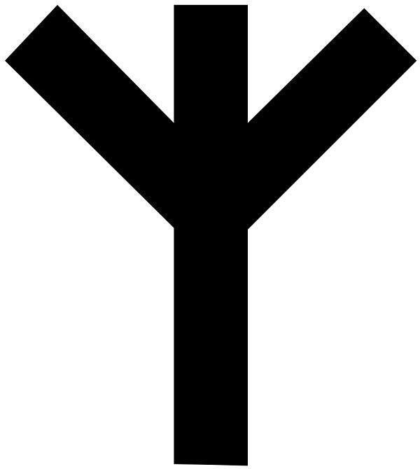 Руна Альгиз (Анис): значение прямого и перевернутого символа защиты и жизни, как выглядит, фото, описание и толкование в магии, татуировках и амулетах, сочетание в ставах