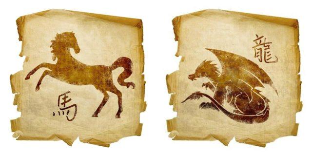 Дракон и лошадь: совместимость в любви и браке