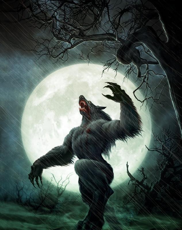 Оборотень-человек (вервольф): виды, как выглядит, легенды