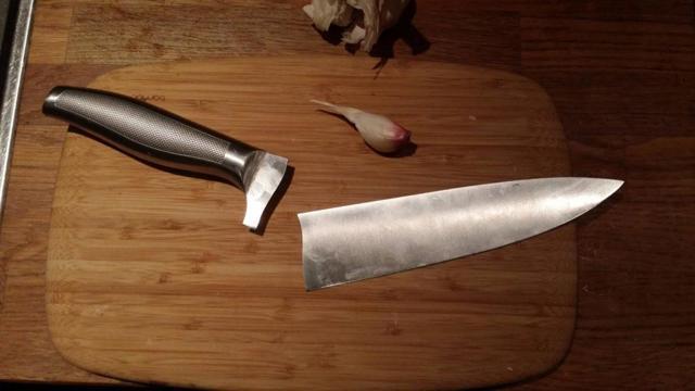 Сломался нож: примета, к чему