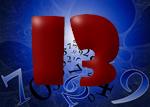 Число 13: что обозначает в нумерологии и в жизни человека?