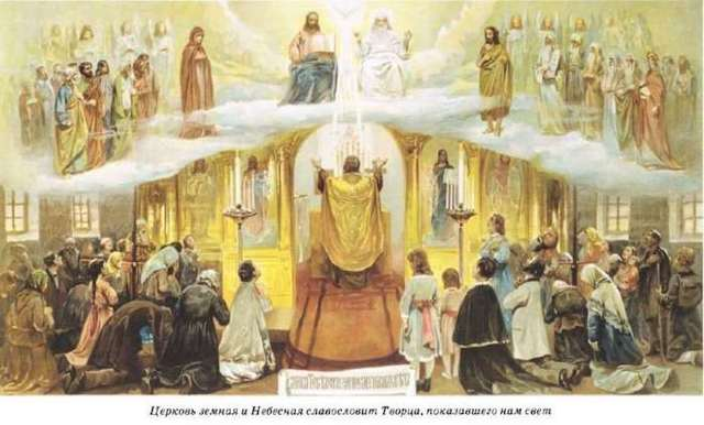 Молитва «Святый Боже, Святый Крепкий, Святый Бессмертный»