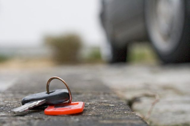 Найти ключи (связку): примета, к чему