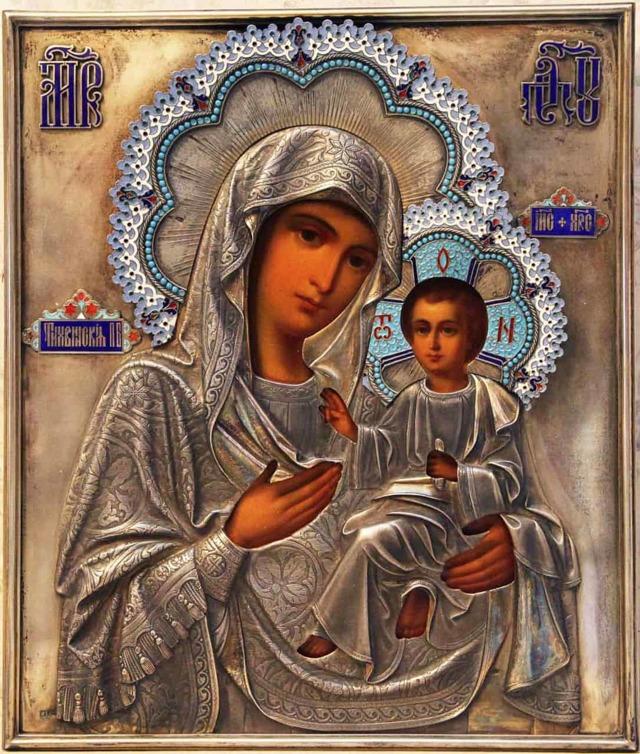 Молитва иконе Божьей Матери «Тихвинской»: о детях, здоровье, значение