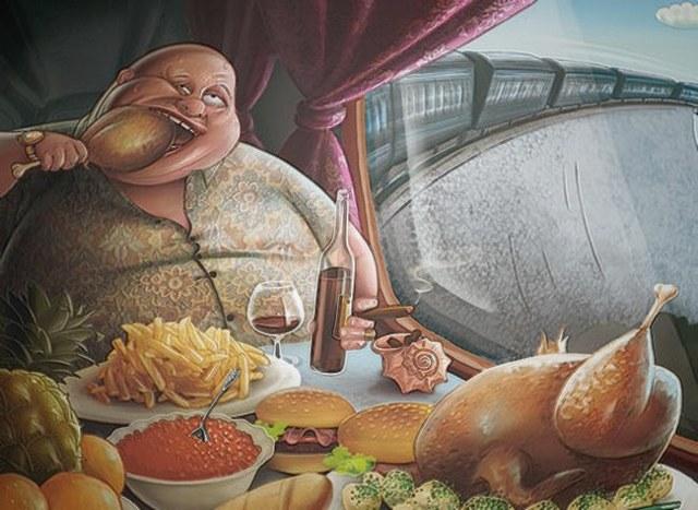 Порча на ожирение (полноту): как снять сглаз, определить, убрать